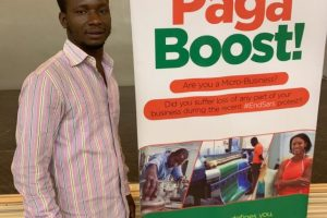 Basil Paga